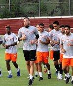 Turuncu beyazlılar, Erzincanspor maçına hazırlandı