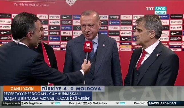 Başkan Erdoğan: Skor daha farklı olabilirdi