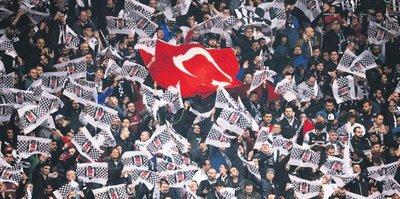 Arena'daki Türkler AB'ye ders olsun!