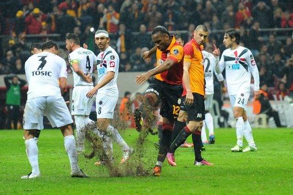Galatasaray - Gençlerbirliği maçının Twitter yorumları