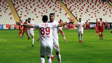 Antalyaspor 1-0 Sivasspor   MAÇ SONUCU