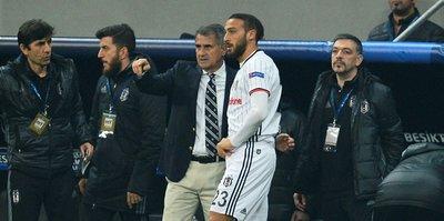 Cenk Tosun UEFA'ya konuştu