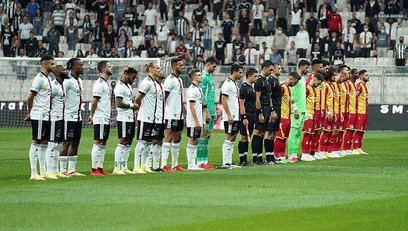 Beşiktaş Teknik Direktörü Sergen Yalçın'dan Alex Teixeira açıklaması! Dortmund maçınd... 14