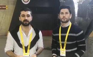 "Fotomac.com.tr derbide: ""Fenerbahçe evinde gibi başladı"""