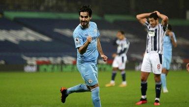 West Bromwich Albion - Manchester City: 0-5 (MAÇ SONUCU - ÖZET)