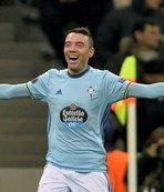 Celta Vigo, Aspas'ın sözleşmesini uzattı