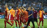 Galatasaray'ın deplasman fobisi