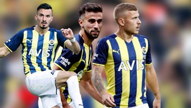 Fenerbahçe'nin yeni transferlerinden Rossi, Berisha ve Meyer Sivasspor maçında ne yaptı?