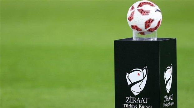 Ziraat Türkiye Kupası'nda kuralar çekildi! #