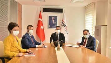 Samsun'a 3 spor tesisi için imzalar atıldı