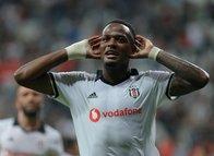 Beşiktaş'ta Larin'in bileti kesildi