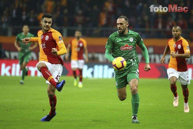 Vedat Muriç'ten kulübüne tepki: Bırakın gideyim!