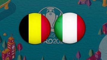 Belçika- İtalya CANLI