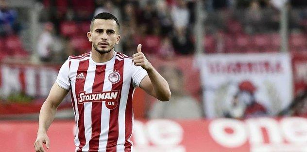G.Saray'ın yeni sağ beki Omar Elabdellaoui!