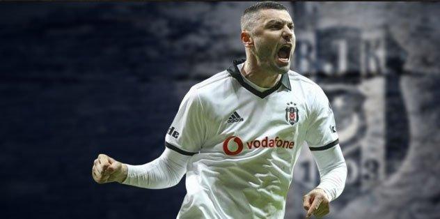Beşiktaş'ta Burak Yılmaz şoku! 8 maçta... - Futbol -