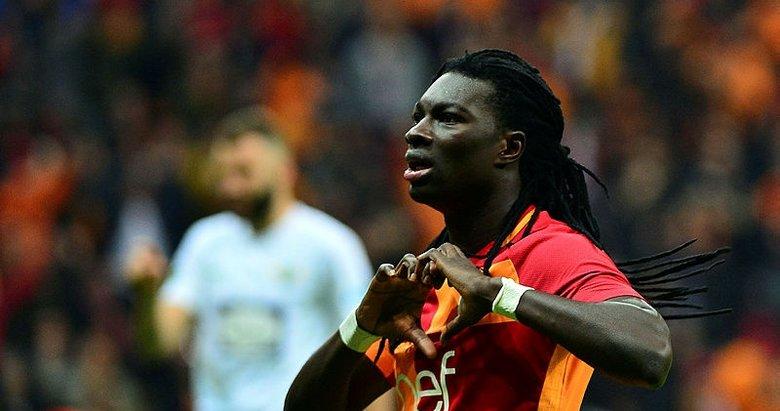 Saint Etienne, Galatasaray'ın yıldızı Bafetimbi Gomis'e talip