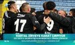 Beşiktaş'tan en hızlı yükseliş