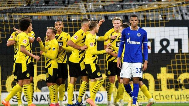 Borussia Dortmund 3-0 Schalke 04   MAÇ SONUCU #