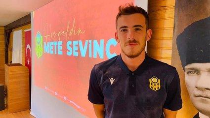 Yeni Malatyaspor Mete Sevinç'le anlaştı