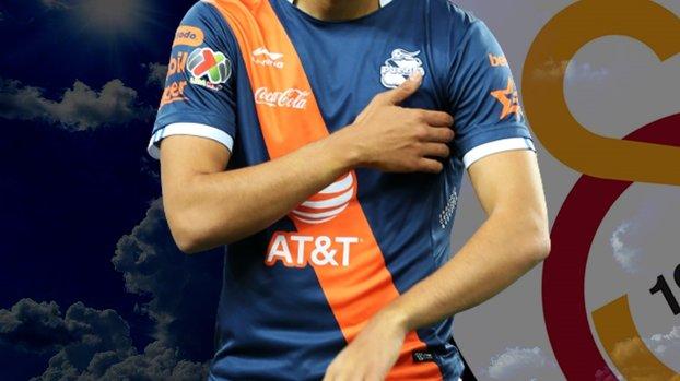 İşte Galatasaray'ın yeni keşfi! Luis Haquin... (GS spor haberi)