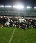 Beşiktaş, Malmö maçı hazırlıklarını tamamladı