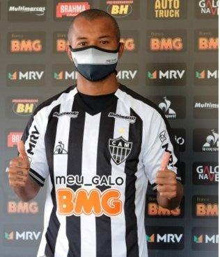 Mariano Atletico Mineiro'ya resmi imzayı attı