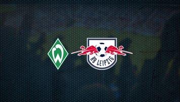 Werder Bremen - RB Leipzig maçı saat kaçta ve hangi kanalda?