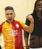 Bafetimbi Gomis İstanbul'da! Galatasaray...