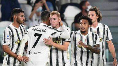 Juventus 3-0 Sampdoria | MAÇ SONUCU