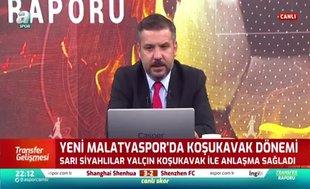 Yeni Malatyaspor'da Koşukavak dönemi