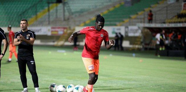 N'Sakala için talep gelmedi - Futbol -