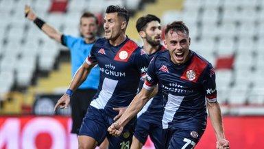 Antalyaspor 2-0 Gençlerbirliği   ÖZET