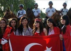 Belçika - Türkiye (EURO 2012 Ön eleme maçı)