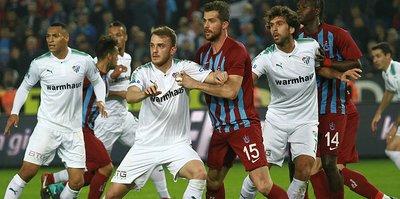 Trabzonspor'un önceliği stoper