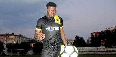 Afrika'dan Bursa'ya futbol hikayesi!