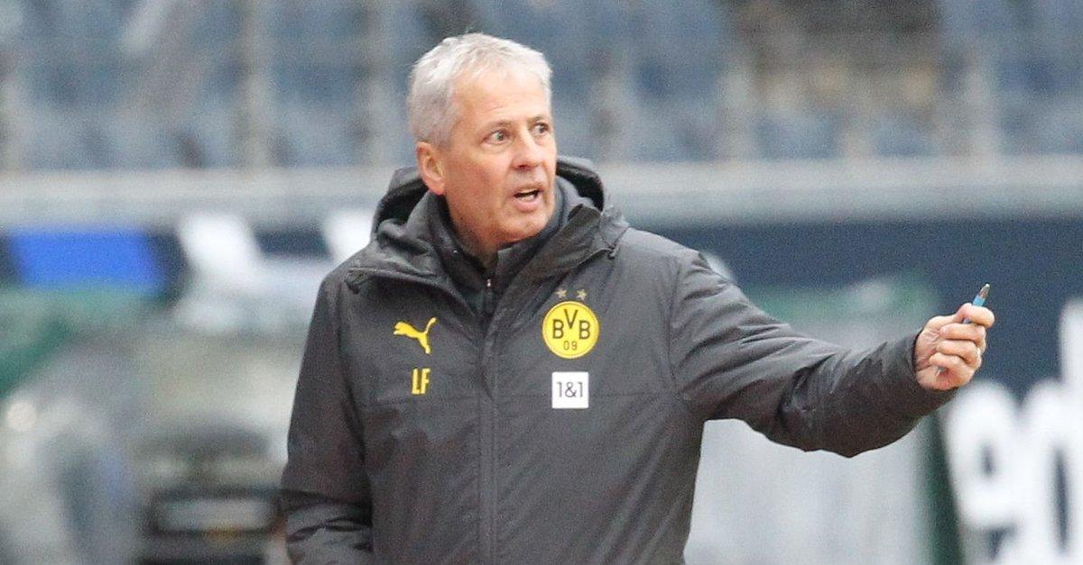 Son Dakika: Borussia Dortmund Teknik Direktörü Lucien Favre'Nin Görevine  Son Verildi! - Fotomaç