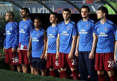 Trabzonspor 0-1 İstanbul BŞB
