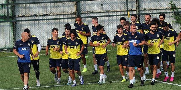 Fenerbahçe'de hedef 2 de 2