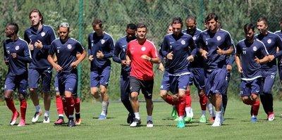 Antalyaspor yeni sezon için iddialı