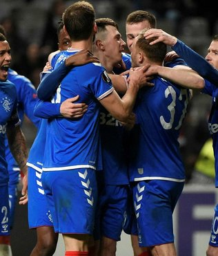 Braga 0-1 Glasgow Rangers | MAÇ SONUCU