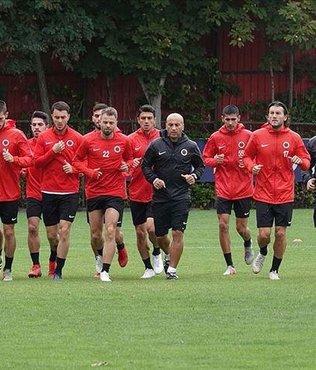 Geçlerbirliği'nde Gazişehir Gaziantep maçı hazırlıkları