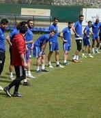 Kardemir Karabükspor'da Bursaspor maçı hazırlıkları