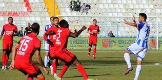 Lidere Erzurum freni: 0-0