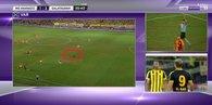 Ankaragücü -Galatasaray maçında El Kebirin ofsayt nedeniyle iptal edilen golü