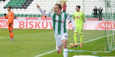 Atiker Konyaspor'da yüzler gülüyor