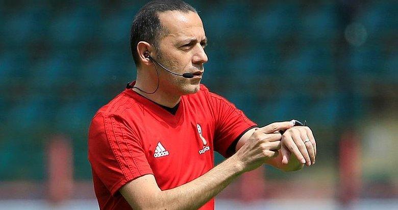 Cüneyt Çakır'ın Dünya Kupası'nda ilk maçı belli oldu