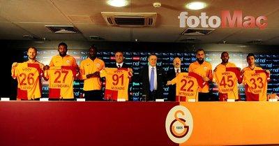 İşte Galatasaray'da gelenler ve gidenler