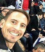 Trabzonspor'lu futbolcular Copa Libertadores finalini izledi