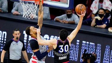 Son dakika spor haberi: Philadelphia 76ers-Washington Wizards: 120-95 | MAÇ SONUCU