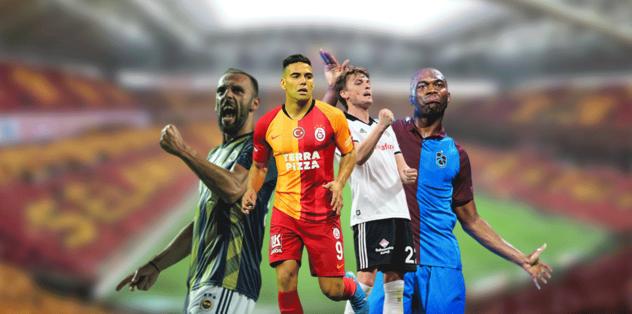 Süper Lig'in en değerlileri belli oldu! İşte zirvedeki isim